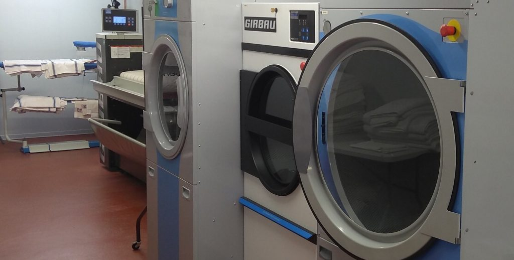 squeeky laundry machines